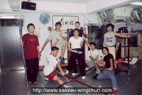 Kung Fu School at Alpha House